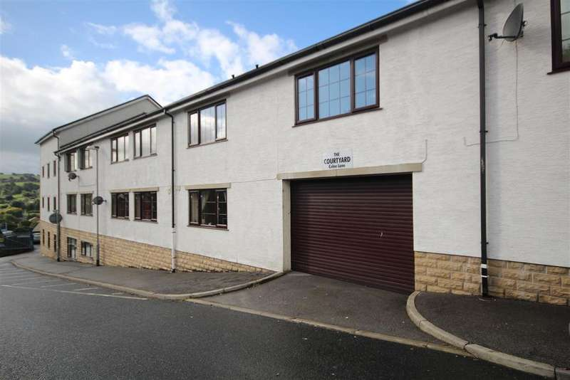 2 Bedrooms Apartment Flat for sale in 1 The Courtyard, Colne Lane, Colne