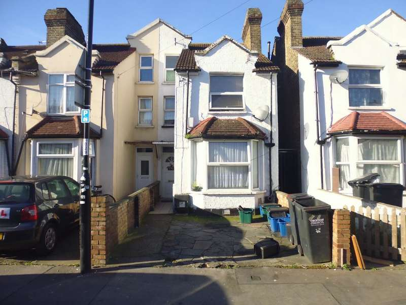 3 Bedrooms End Of Terrace House for sale in BENSHAM LANE, THORNTON HEATH, SURREY, LONDON CR7