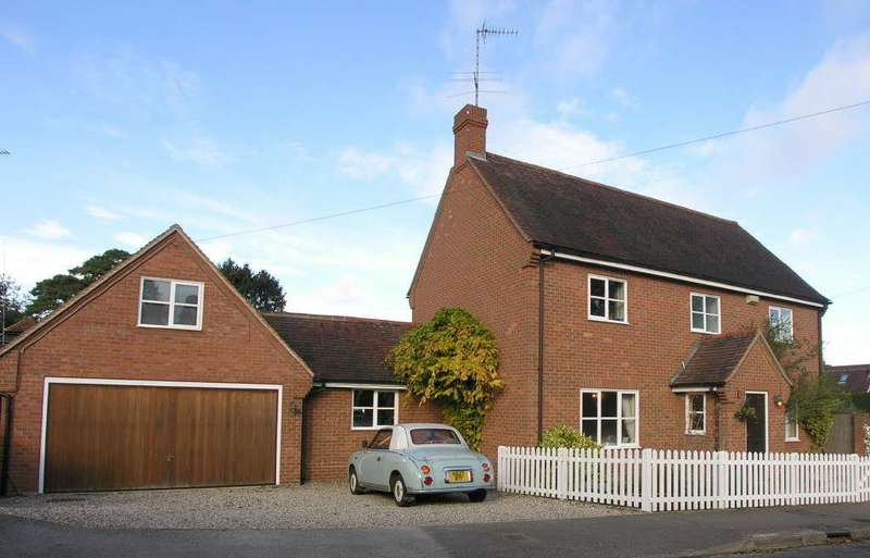 5 Bedrooms Detached House for sale in Manuden