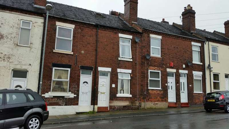 2 Bedrooms Terraced House for sale in Best Street, Fenton, Stoke on Trent ST4