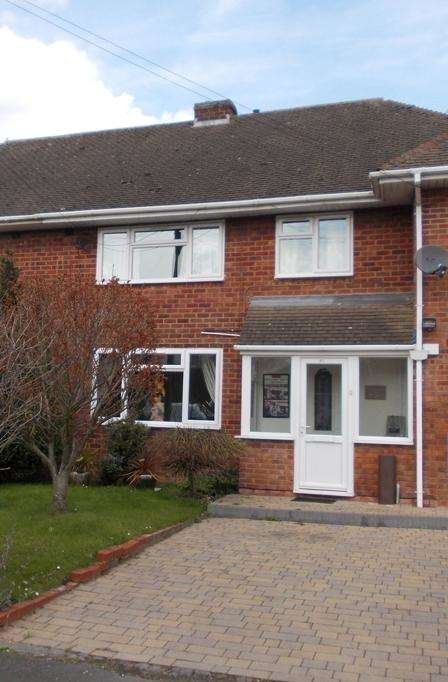 3 Bedrooms Terraced House for sale in Springfields, Coleshill B46