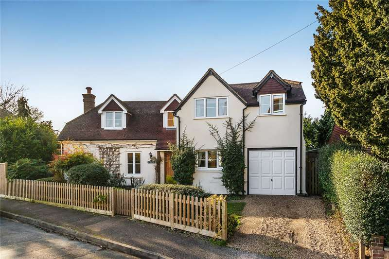 3 Bedrooms Detached House for sale in Trindles Road, South Nutfield, Redhill, Surrey, RH1