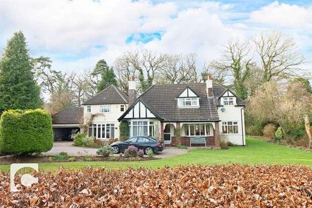 5 Bedrooms Detached House for sale in Dunstan Lane, Burton, Neston, Cheshire