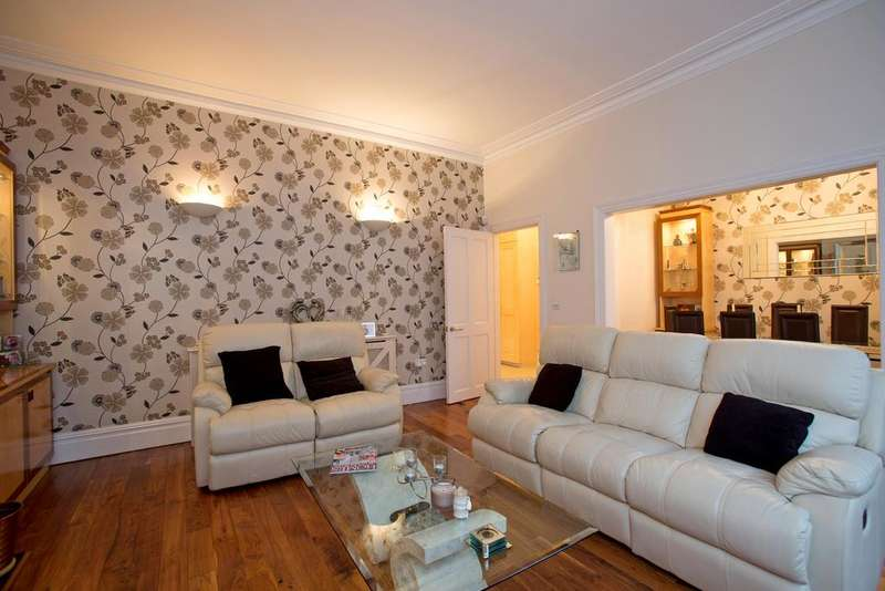 2 Bedrooms Block Of Apartments Flat for sale in Antrim Mansions, Antrim Road, London NW3