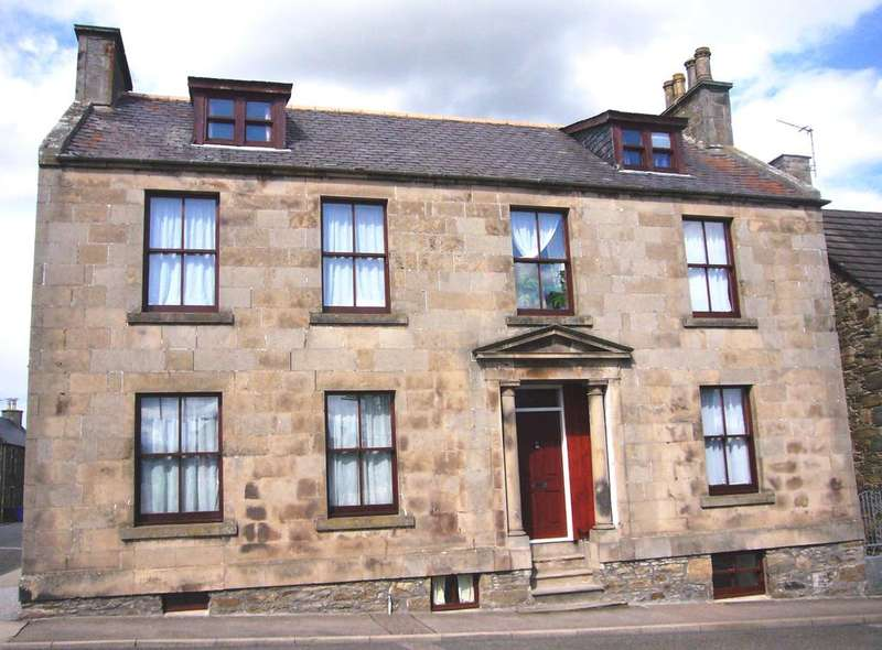 5 Bedrooms Town House for sale in Cuthil House, 11 Chapel Street, Keith, AB55 5AD