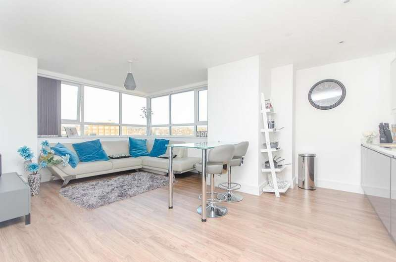 2 Bedrooms Apartment Flat for sale in Miller Heights, Lower Stone Street, Maidstone, Kent