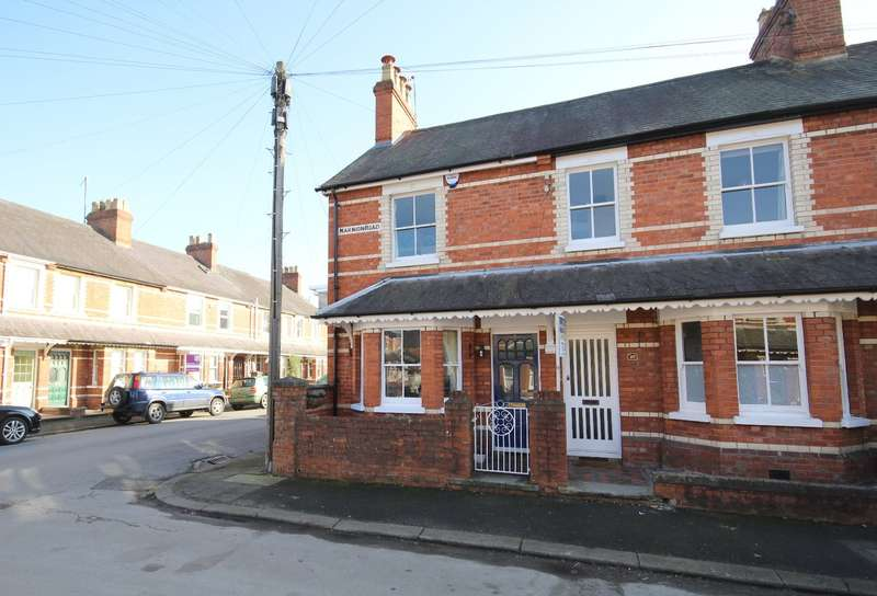 2 Bedrooms End Of Terrace House for sale in Marmion Road, Henley-On-Thames, RG9