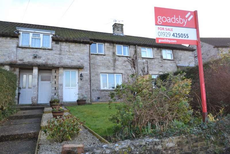 3 Bedrooms Terraced House for sale in Swanage