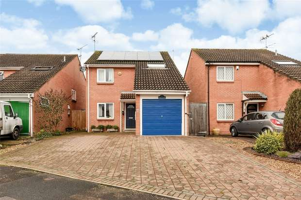 3 Bedrooms Detached House for sale in Eagle Close, WOKINGHAM, Berkshire