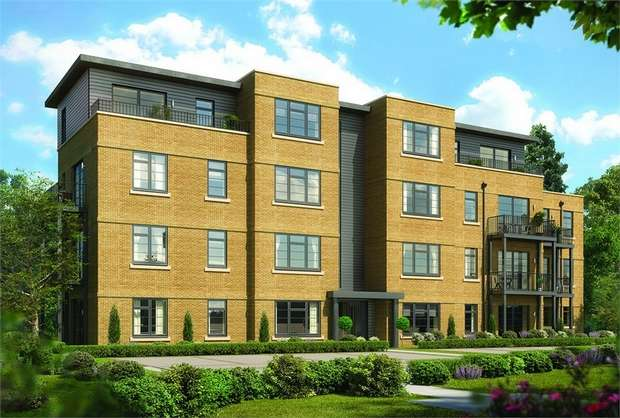 2 Bedrooms Flat for sale in 579 London Road, Isleworth
