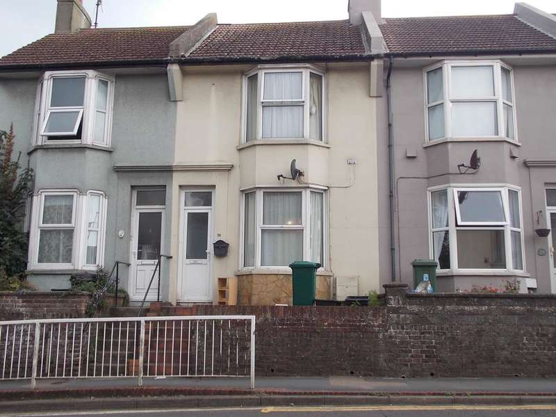 3 Bedrooms Terraced House for sale in Lewes Road, Newhaven,