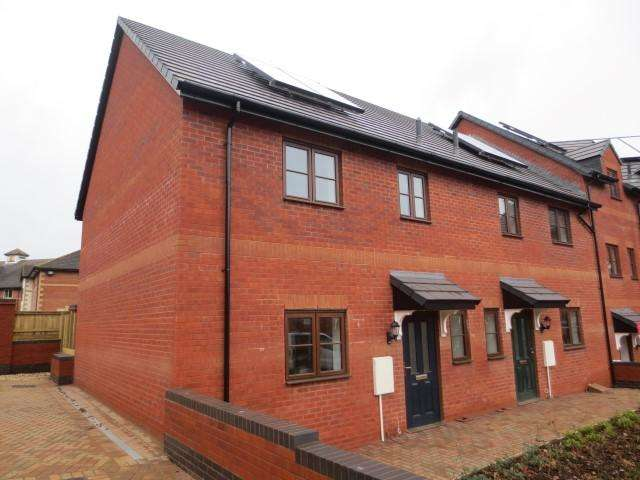 3 Bedrooms Terraced House for sale in Padbrook Mew, Cullompton EX15 1RU
