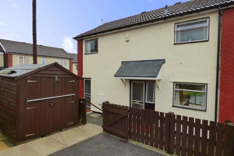 3 Bedrooms End Of Terrace House for sale in Church Close, Halifax HX2