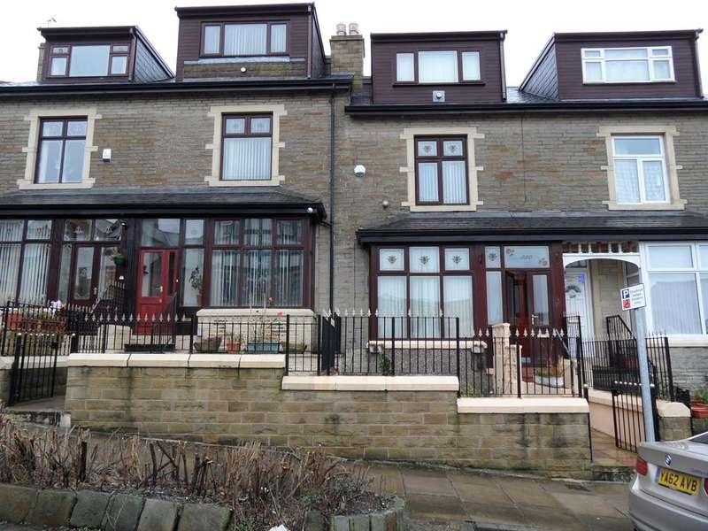 4 Bedrooms House for sale in KENSINGTON STREET, WEST YORKSHIRE, BRADFORD BD8