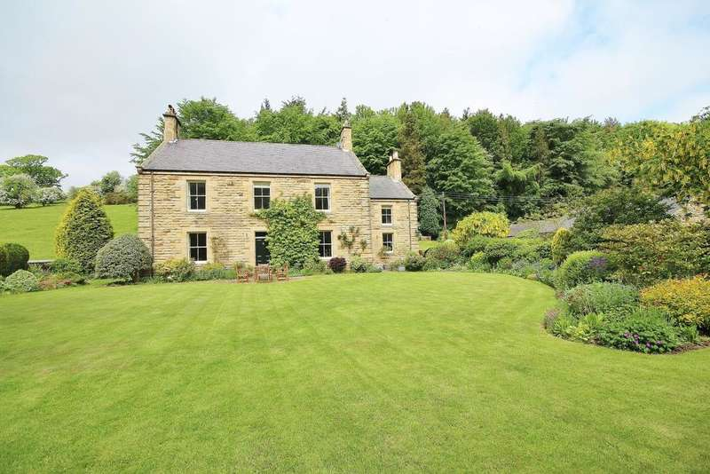 6 Bedrooms Detached House for sale in Felton Mill, Felton, Morpeth NE65