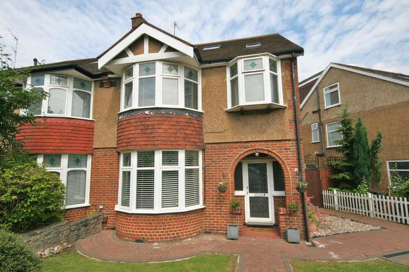 5 Bedrooms Semi Detached House for sale in Moorfield Avenue, Ealing W5