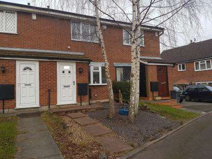 2 Bedrooms Terraced House for sale in Stapleford Close, Manchester, Greater Manchester