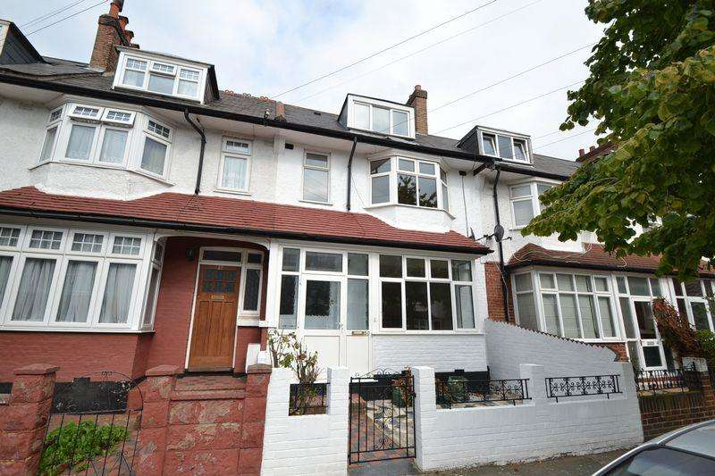 4 Bedrooms Terraced House for sale in Edencourt Road, Streatham SW16