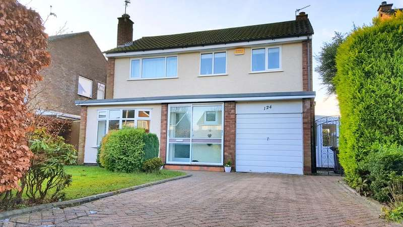3 Bedrooms Detached House for sale in Oakdale Drive, Heald Green, Cheadle, Cheshire SK8