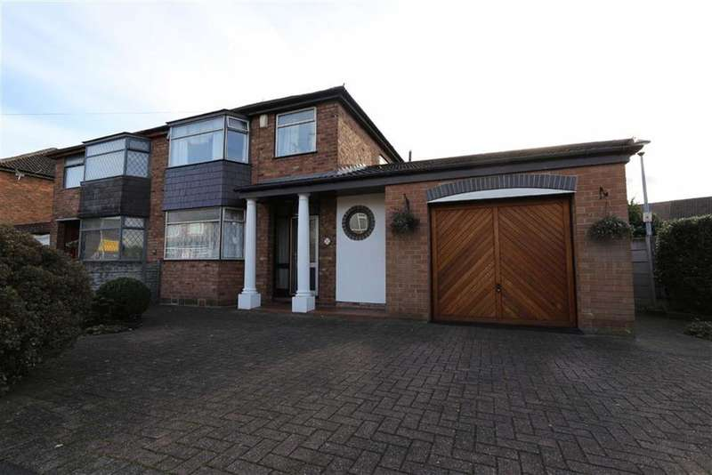 3 Bedrooms Semi Detached House for sale in 115, Lords Street, Cadishead, Manchester