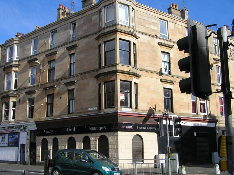 1 Bedroom Flat for rent in Cathcart Road, Glasgow