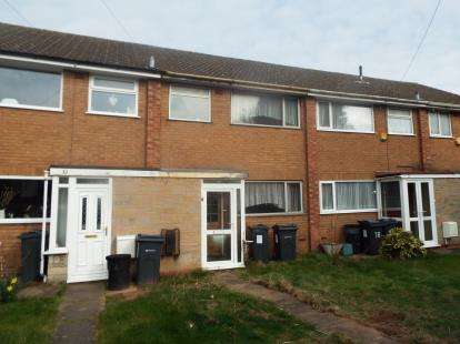 3 Bedrooms Terraced House for sale in Ridgewood Gardens, Birmingham, West Midlands