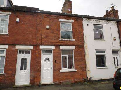 2 Bedrooms Terraced House for sale in Morley Street, Sutton-In-Ashfield, Nottinghamshire, Notts