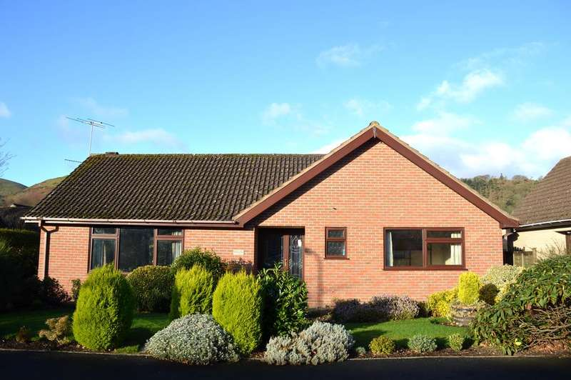 3 Bedrooms Detached Bungalow for sale in 1 Bodbury Close, Church Stretton SY6 6HN