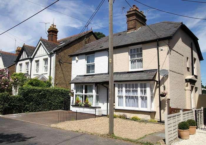 2 Bedrooms Semi Detached House for sale in Hedsor Road , BOURNE END, SL8