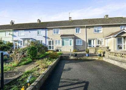 2 Bedrooms Semi Detached House for sale in Buckfastleigh, Devon, .