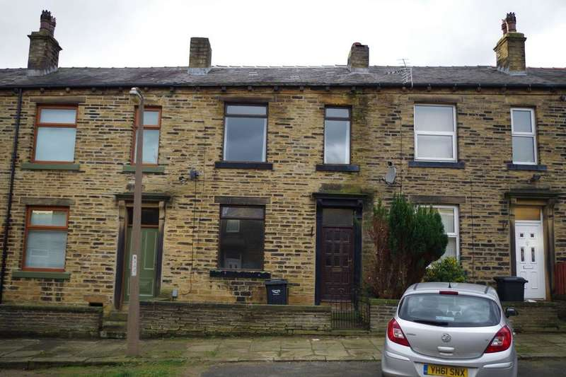 2 Bedrooms Terraced House for sale in Amy Street, Ovenden, Halifax HX3