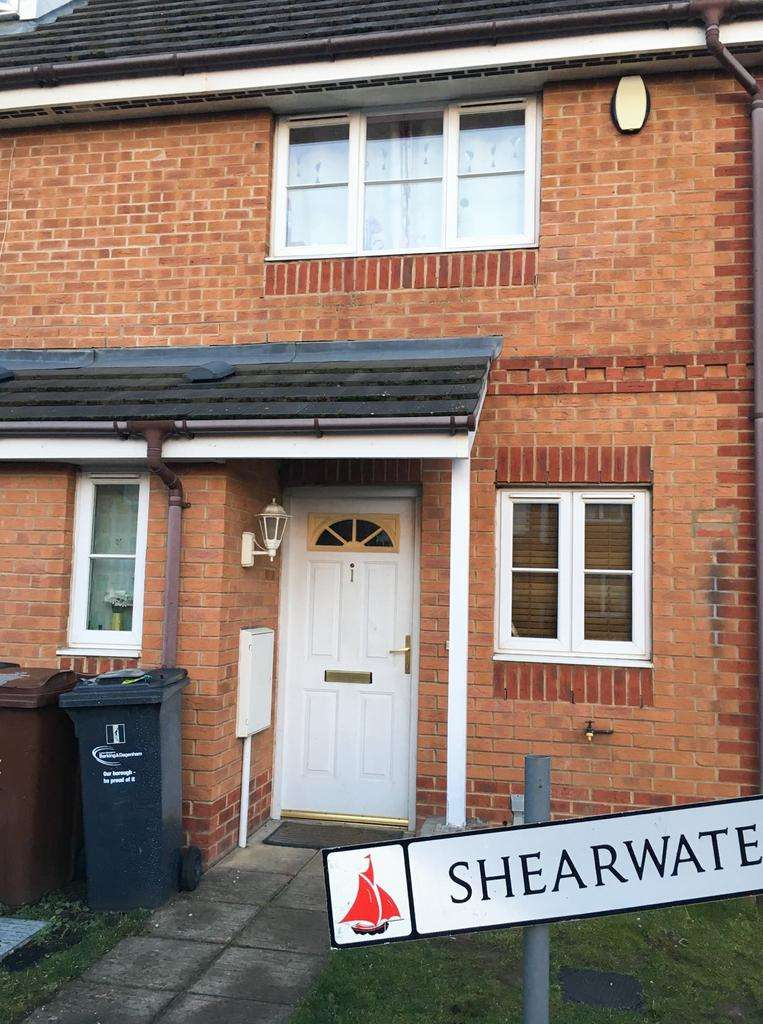 2 Bedrooms End Of Terrace House for sale in Shearwater Close,, Barking, IG11