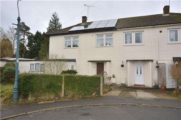 3 Bedrooms Semi Detached House for sale in Bullfinch Close, SEVENOAKS, Kent, TN13 2BB
