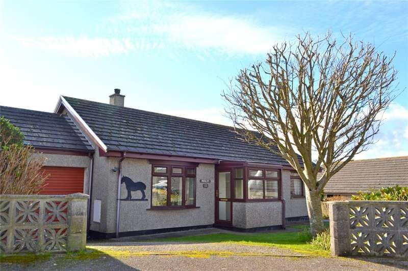 3 Bedrooms Detached Bungalow for sale in Boscarnek, School Lane, St Erth
