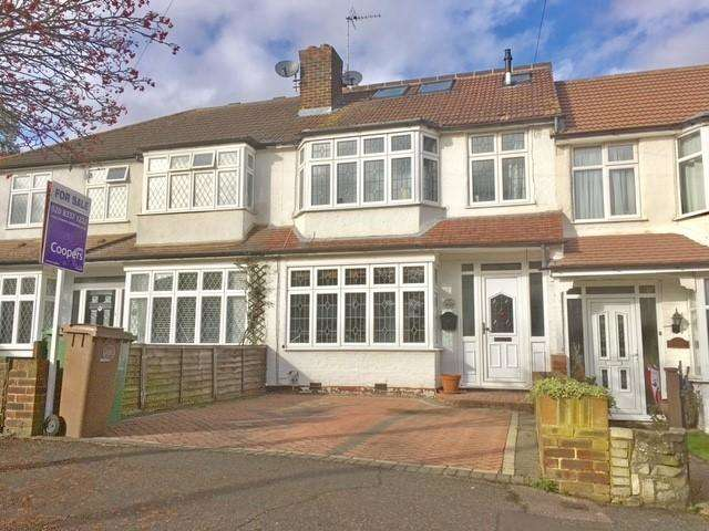 4 Bedrooms Terraced House for sale in THE MEADS, CHEAM, SUTTON SM3