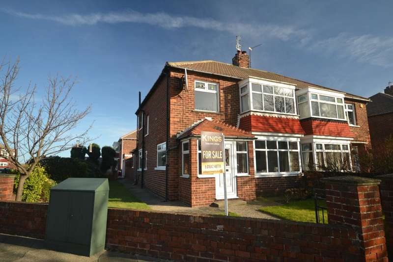 3 Bedrooms Semi Detached House for sale in Oak Road, Redcar TS10