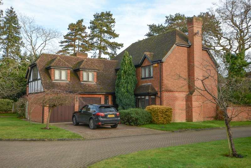 5 Bedrooms Detached House for sale in Weylands Park, Weybridge KT13