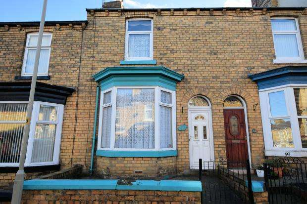 2 Bedrooms Town House for sale in Franklin Street, Scarborough, North Yorkshire YO12 7JU
