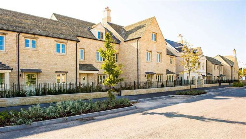 2 Bedrooms Retirement Property for sale in Lewsey Court, Tetbury, Gloucestershire