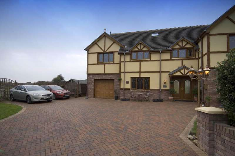 7 Bedrooms Detached House for sale in Kidwelly, Carmarthenshire SA17