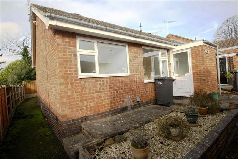 1 Bedroom Semi Detached Bungalow for sale in Wendys Close, Leicester, LE5