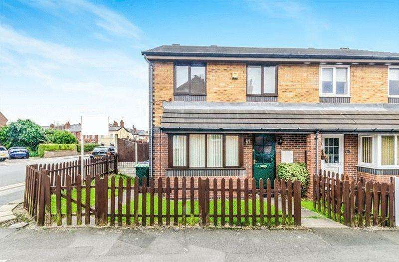 3 Bedrooms Semi Detached House for sale in Addison Street, Wednesbury