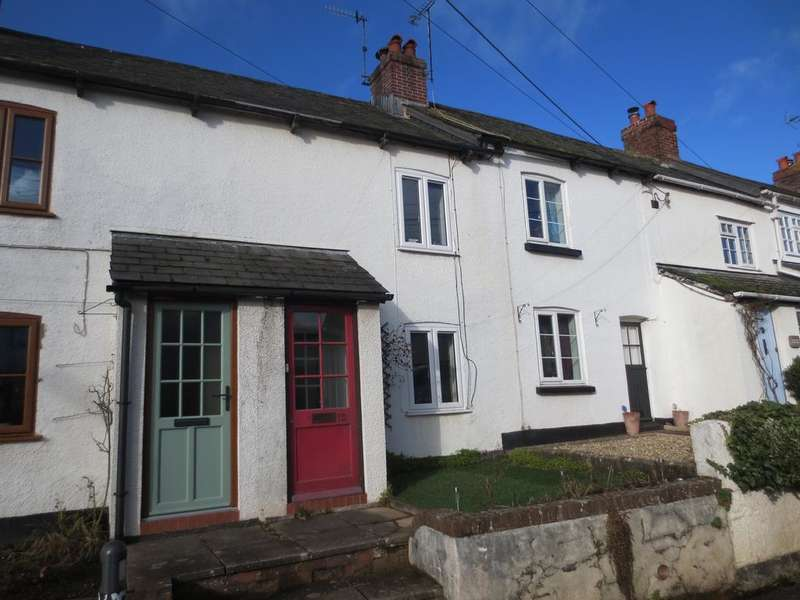 2 Bedrooms Terraced House for sale in Silverton EX5