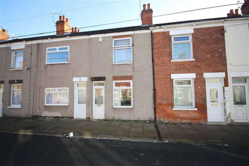2 Bedrooms Terraced House for sale in Haycroft Street, Grimsby, Lincolnshire