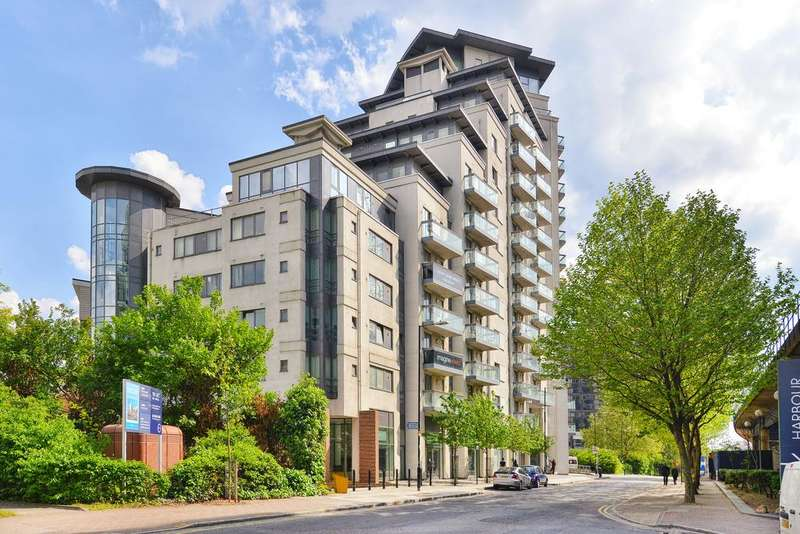 2 Bedrooms Flat for sale in City Tower, Limeharbour, London E14