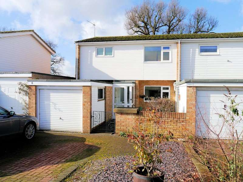 3 Bedrooms End Of Terrace House for sale in Ruddlesway, Windsor SL4
