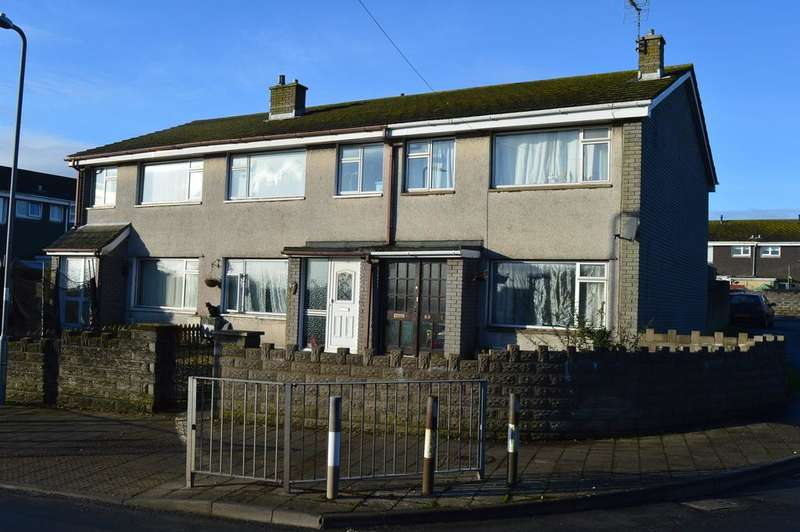 3 Bedrooms End Of Terrace House for sale in Eagleswell Road, Llantwit Major CF61