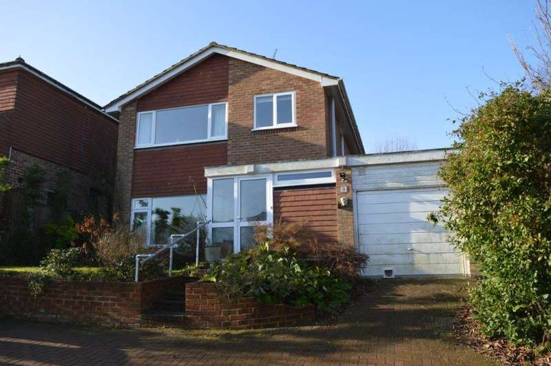 3 Bedrooms Detached House for sale in Weald View, Wadhurst TN5