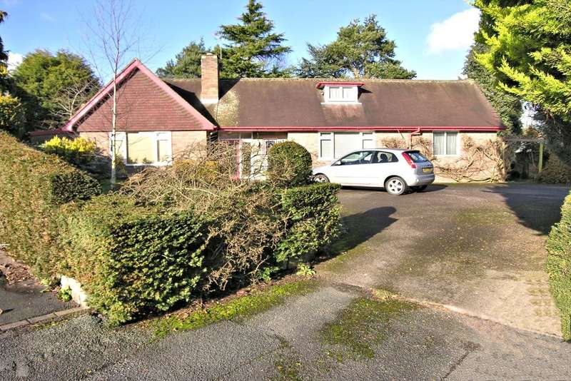 3 Bedrooms Detached Bungalow for sale in HIGH PARK, STAFFORD ST16
