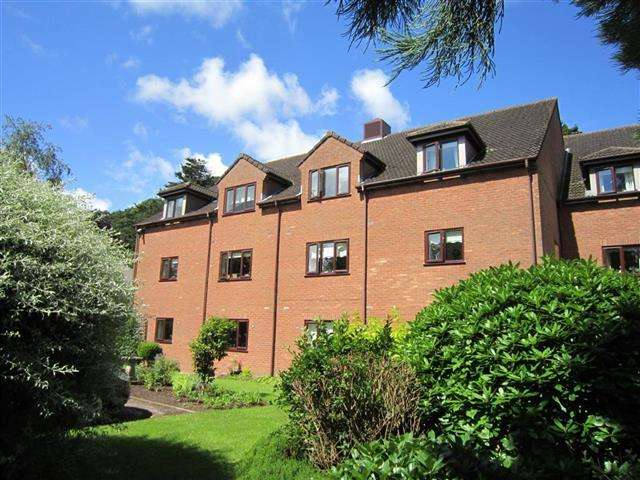 2 Bedrooms Apartment Flat for sale in Priory Court, Wellington TA21